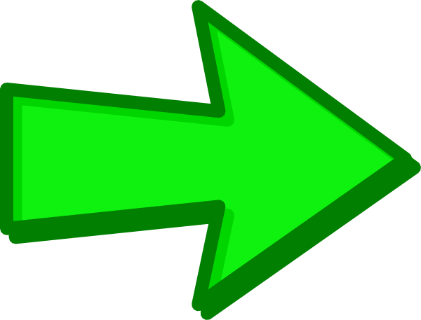 Green-Arrow-Transparent-PNG