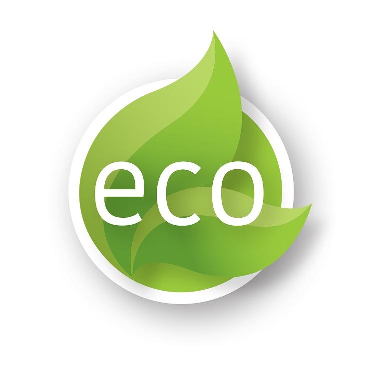 saját ECO logo
