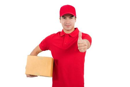 89993071-delivery-man-in-red-uniform-holding-box-and-giving-thumbs-up-on-white-background-courier-service-con (1)