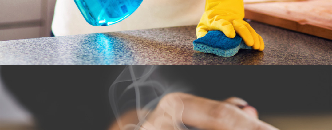 a takarítás károsabb, mint a dohányzás