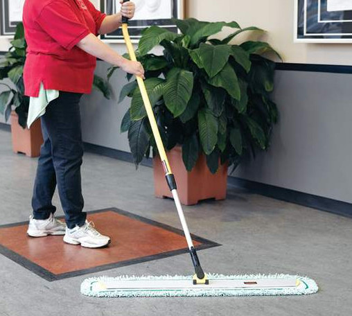rubbermaid mop