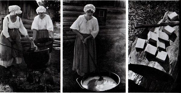 soapmaking
