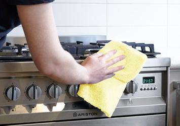 tűzhely tisztítás vegyszer nélkül