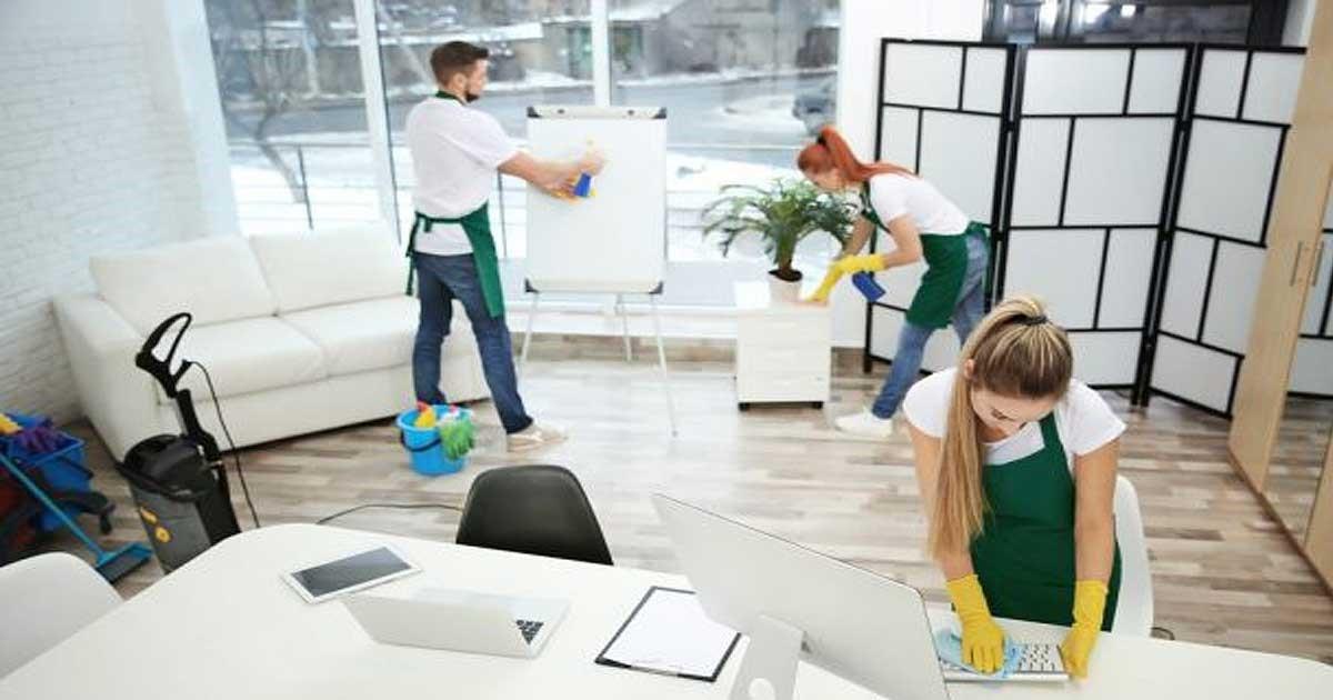 takarítás munkahelyen