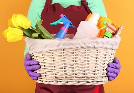 tisztítószerek a tavaszi nagytakarításhoz